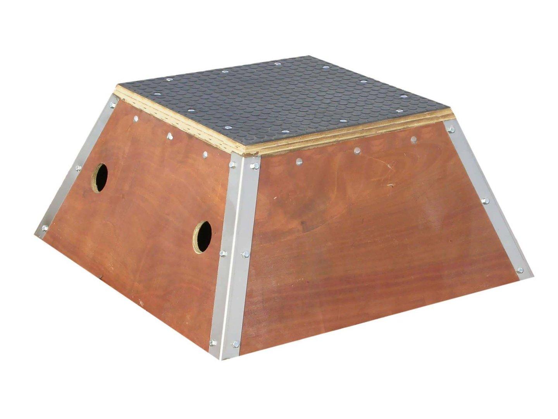 Ausentreppe Mit Podest Holz Selber Bauen – Bvrao
